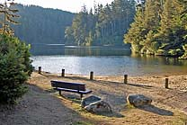 Lake Marie - Umpqua Lighthouse State Park, Reedsport, OR