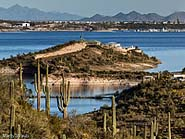 Lake Pleasant - Peoria, Arizona