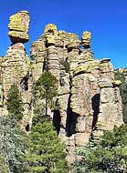 Land of Standing Up Rocks - Chiricahua National Monument, Arizona