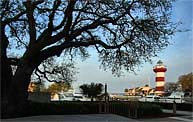 Liberty Oak - Harbour Town Basin, Hilton Head Island, South Carolina
