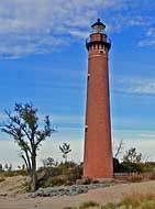 Little Sable Point Lighthouse - Silver Lake State Park, Michigan