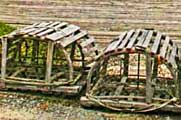 Old Lobster Pots