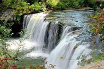 Ludlow Falls - Miami County, Ohio