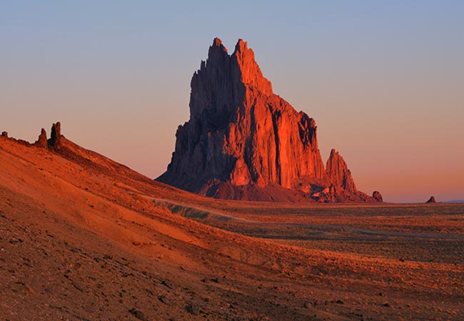 Ship Rock Peak - Shiprock, New Mexico