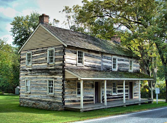 Collier Log Home - Thurmont, Maryland