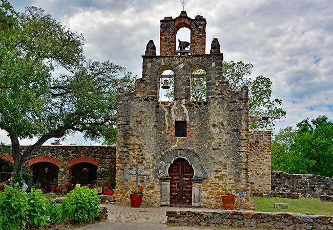 Mission San Francisco De La Espada Texas