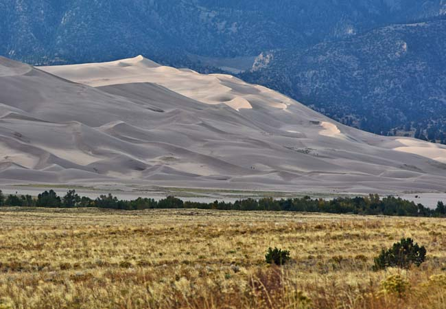 Great Sand Dunes - Great Sand Dunes National Park and Preserve