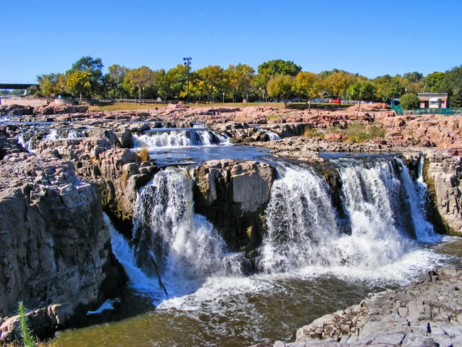 Big Sioux River Falls