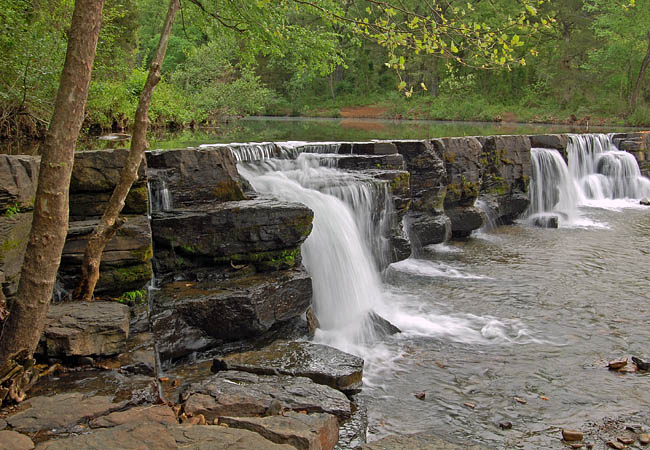 Natural Dam  - Natural Dam, Arkansas