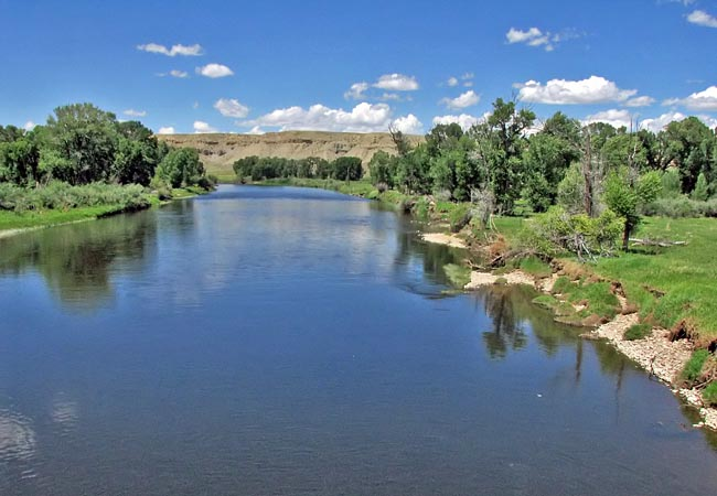 North Platte River - Wyoming
