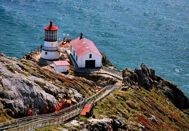 Point Reyes Lighthouse - California