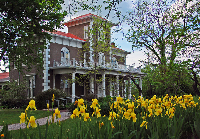Peel Mansion - Bentonville, Arkansas