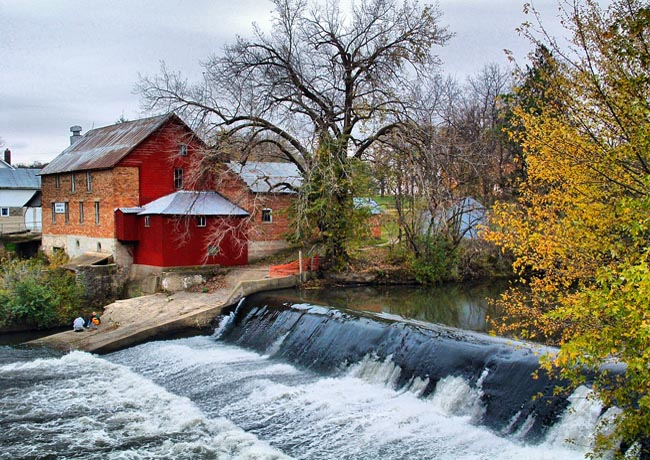 Lidtke Mill Historic Site