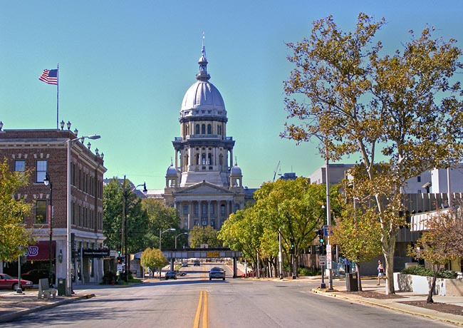 Springfield's Capitol Building