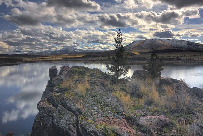 Haystack Reservoir - O...