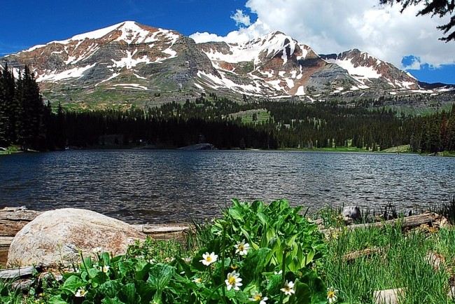 Lake Irwin - Gunnison National Forest, Colorado