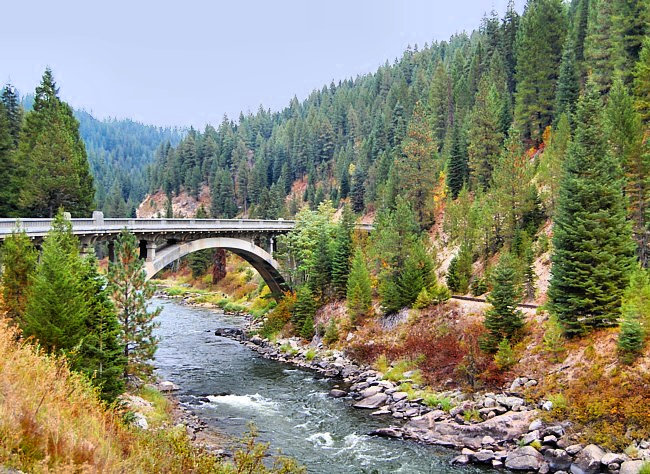 Payette River Byway - Idaho