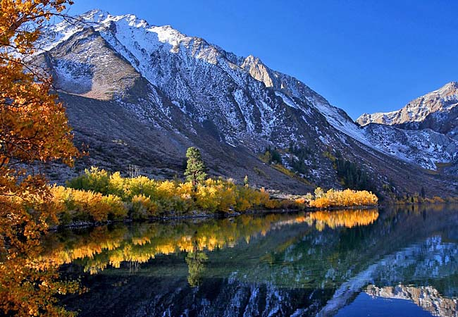 Convict Lake and Canyon - California