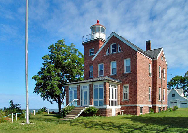 South Bass Island Light - Put-in-Bay, Ohio