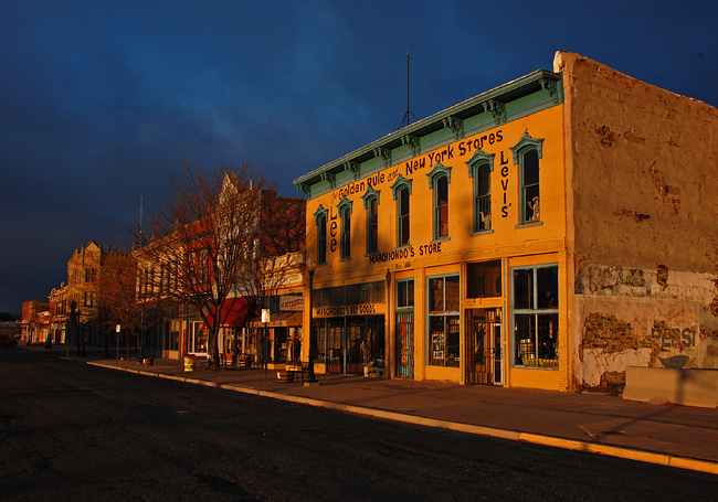 Historic District - Raton, New Mexico