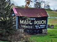 Mail Pouch Barn 38-30-03 - Greene County, Pennsylvania