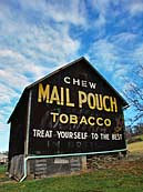 Mail Pouch Barn 38-30-04 - Greene County, Pennsylvania