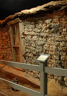 McCully Sod House - Exterior