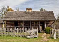 Mountain HomePlace Museum - McKenzie Farmstead