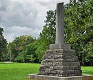 Meriwether Lewis Memorial - Natchez Trace Parkway, TN