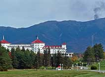 Mount Washington Hotel - Bretton Woods, New Hampshire