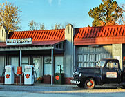 Wally's Service Station - Mount Airy