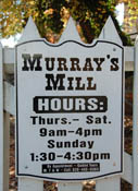 Murray Mill Hours
