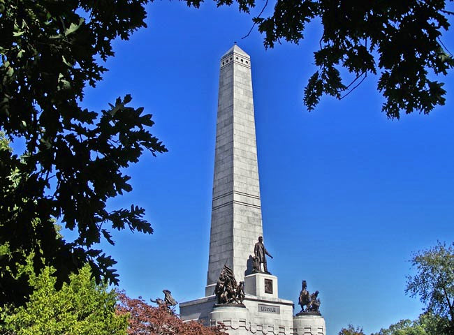 Lincoln Tomb And War Memorials State Historic Site Illinois