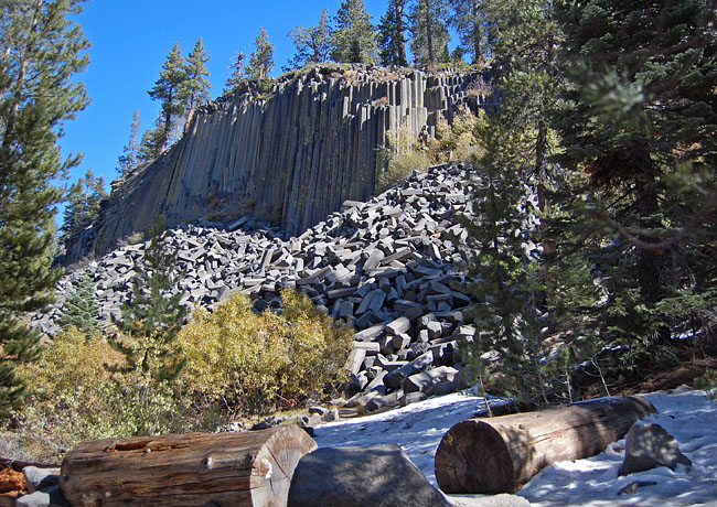 Devils Postpile National Monument - California