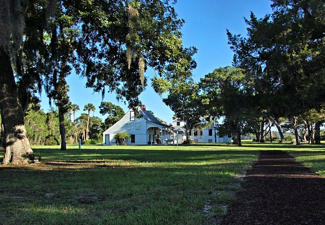 Kingsley Plantation - Fort George Island, Florida