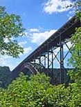 New River Gorge Bridge - Fayetteville, West Virginia