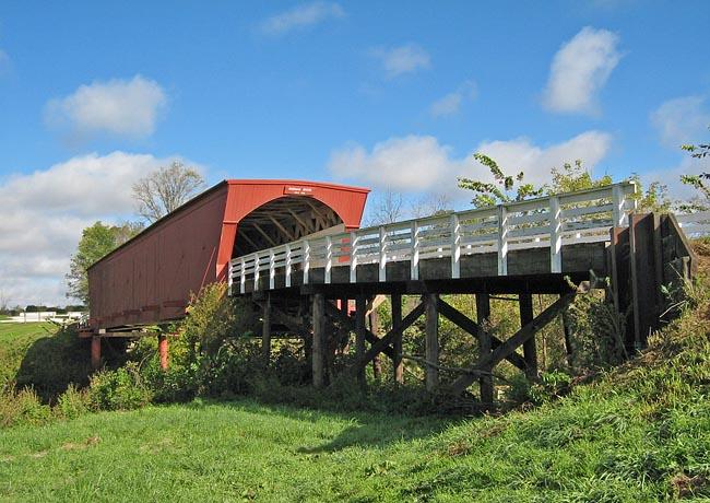 Roseman Bridge Iowa