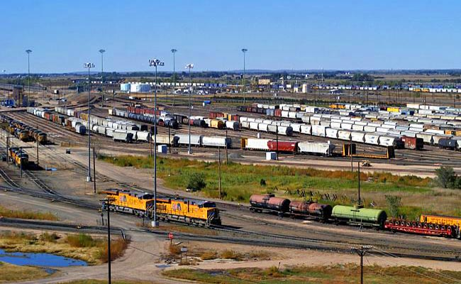 Bailey Yard - North Platte, Nebraska