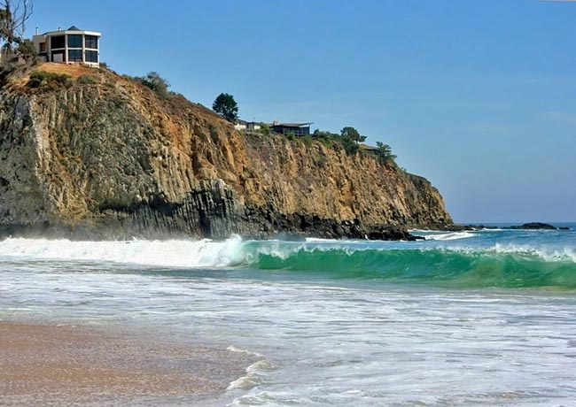 Crystal Cove State Park California