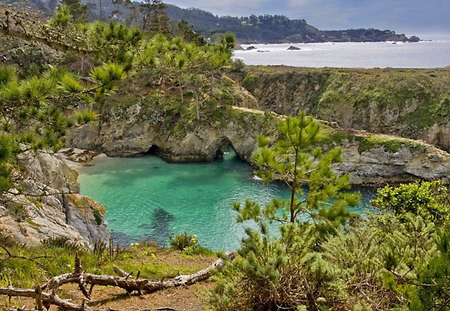 China Cove - Point Lobos State Preserve, Carmel, California
