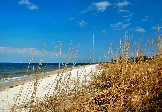 Pensacola Bay - Escambia County, Florida