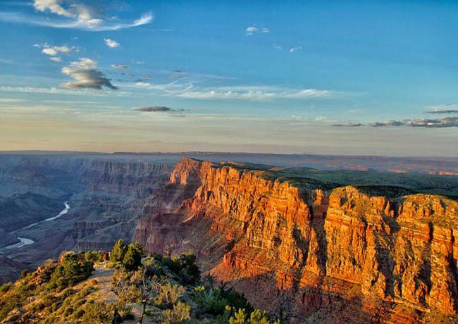 Grand Canyon View - Navajo Point, Grand Canyon, Arizona