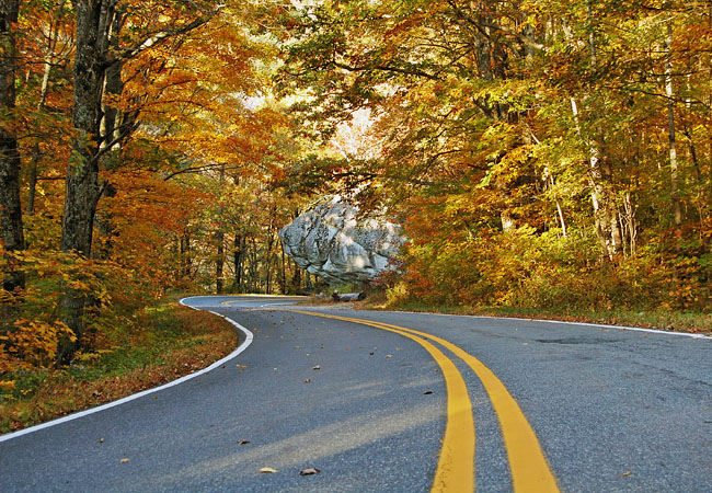 Pisgah Loop Scenic Byway - North Carolina
