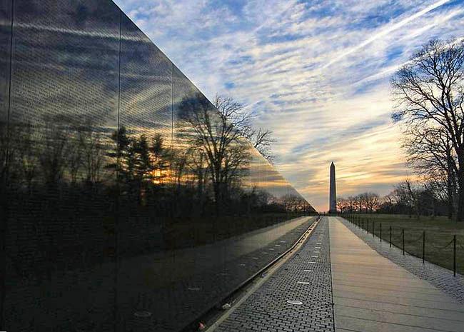 Vietnam Veterans Memorial - Washington DC