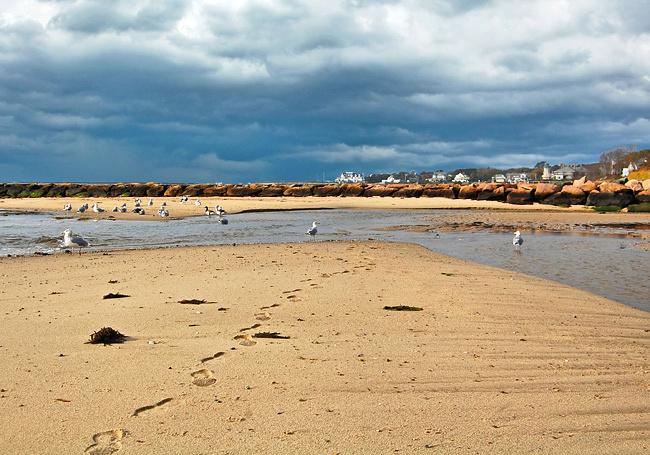 Keyes Memorial Beach Machusetts