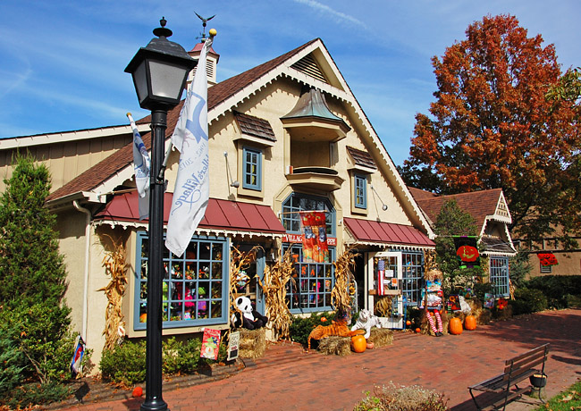 Peddler s Village Pennsylvania