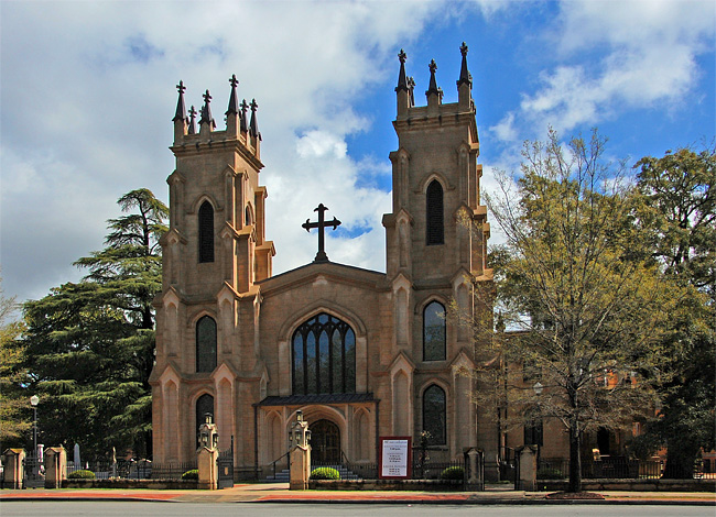 Trinity Episcopal Cathedral - Columbia, South Carolina