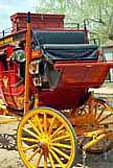 Stagecoach - Old Cowtown Museum, Wichita, Kansas