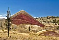 Painted Hills View