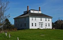 Colonial Pemaquid Fort House